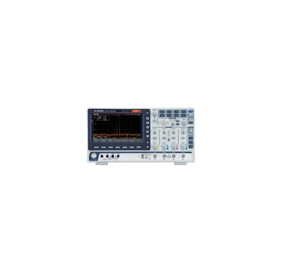GW Instek MDO 2202EX MDO (Mixed Domain Oscilloscopes) oscilloscope with bandwidth of 200 MHz, 5 in 1.