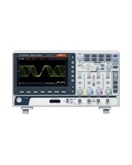 GW Instek MSO 2204EA MSO (Oscilloscopes Mixed Signal) Oscilloscope bandwidth 200 MHz për aplikacionet më të kërkuar.